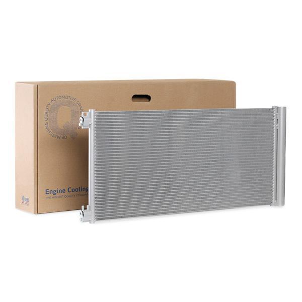 RENAULT TRAFIC 2016 Klimakondensator - Original NISSENS 940596 Netzmaße: 788 x 358 x 16 mm