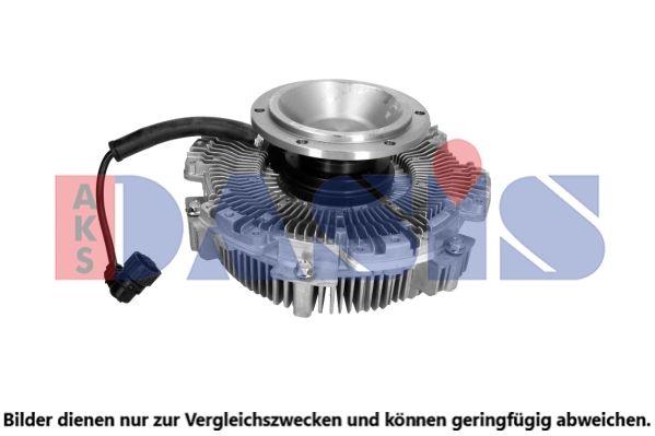 138082N AKS DASIS Kupplung, Kühlerlüfter für MERCEDES-BENZ online bestellen