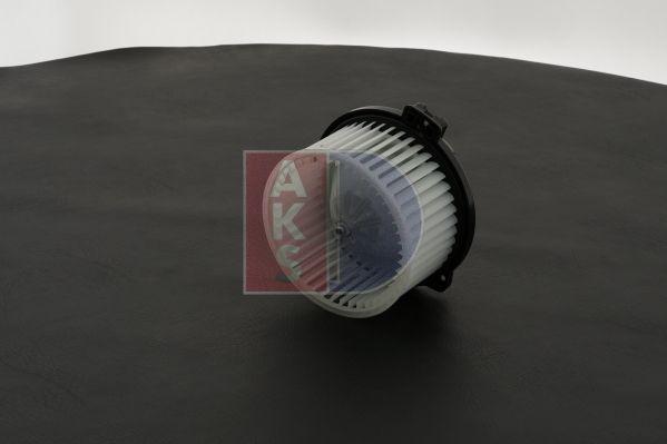 VOLVO V40 2000 Heizgebläsemotor - Original AKS DASIS 228047N Spannung: 12V