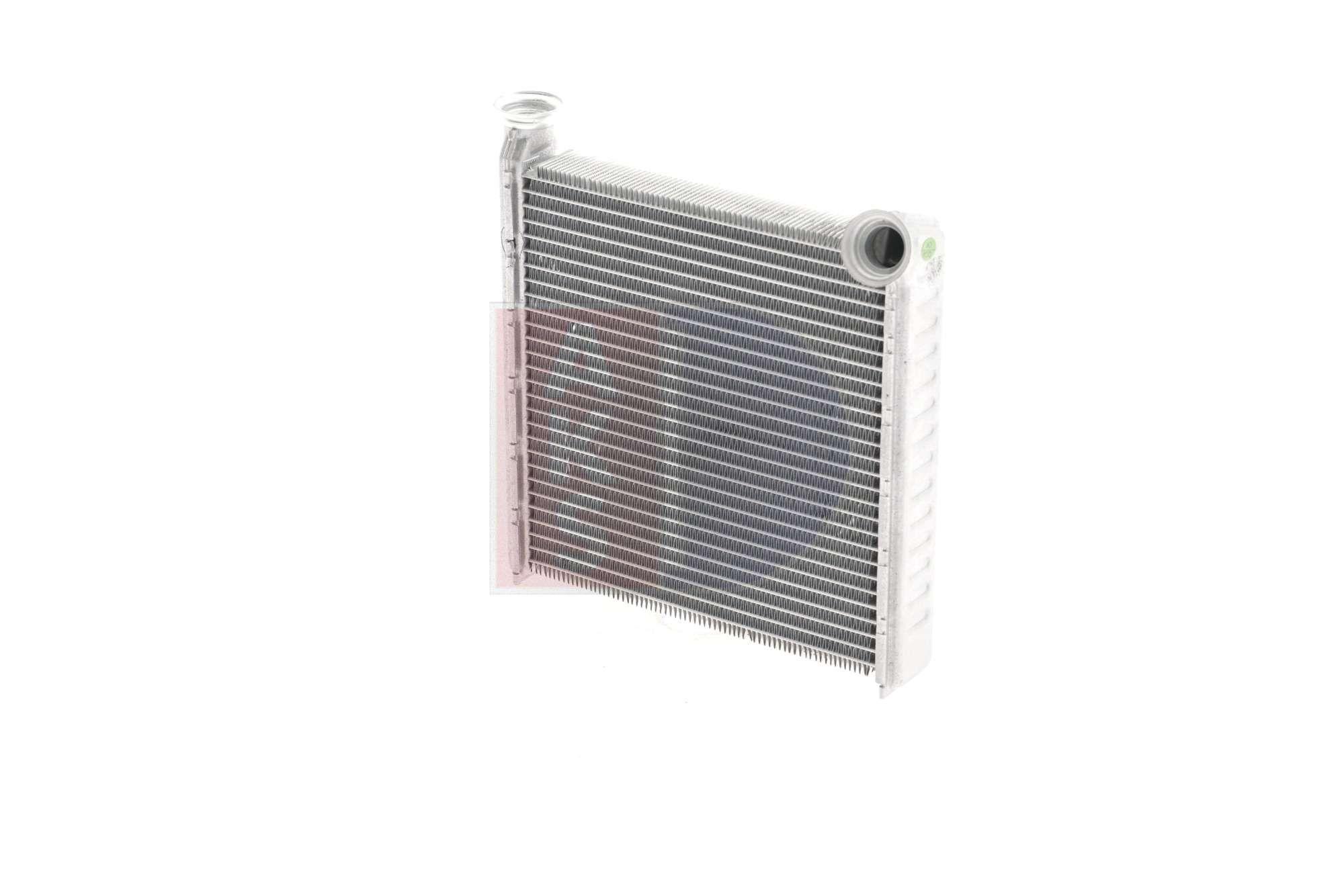 AKS DASIS Wärmetauscher, Innenraumheizung 489011N