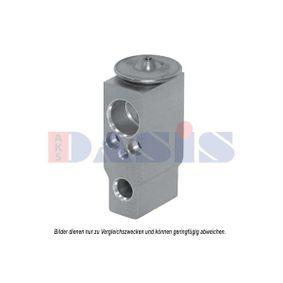 840279N AKS DASIS Expansionsventil, Klimaanlage 840279N günstig kaufen