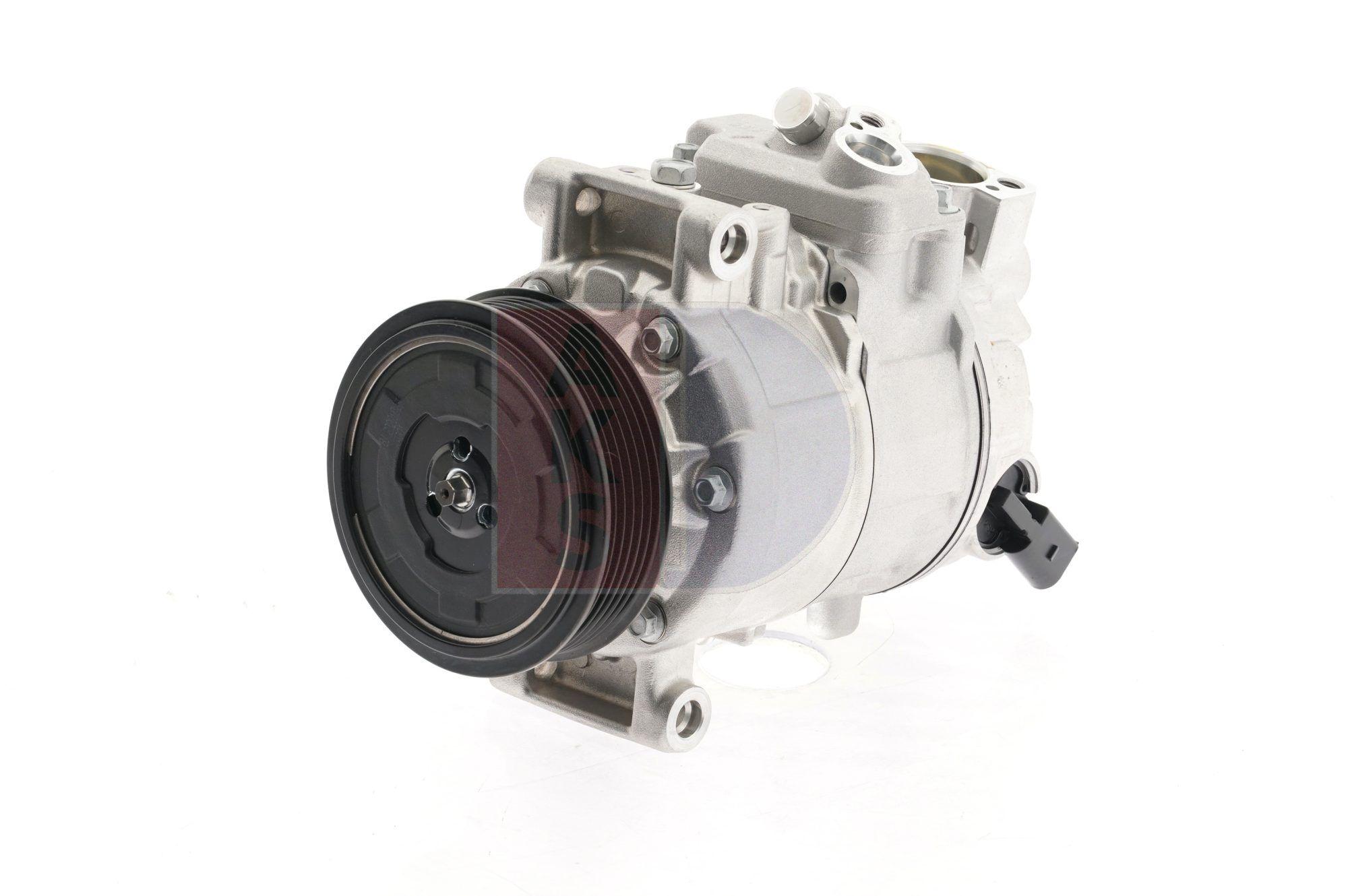 851900N AKS DASIS PAG 46, Kältemittel: R 134a Riemenscheiben-Ø: 100mm Klimakompressor 851900N günstig kaufen
