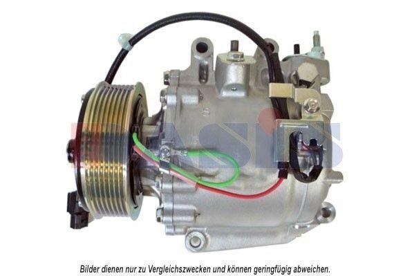 852770N AKS DASIS PAG 46, Kältemittel: R 134a Riemenscheiben-Ø: 112mm Klimakompressor 852770N günstig kaufen