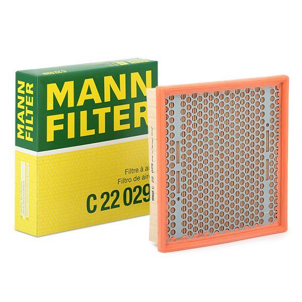 Original Zracni filter C 22 029 Jeep