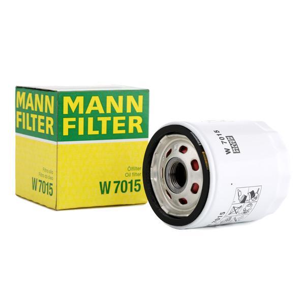 MANN-FILTER | Ölfilter W 7015