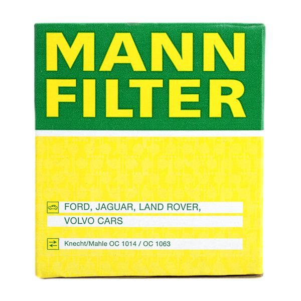 W 7015 Motorölfilter MANN-FILTER in Original Qualität