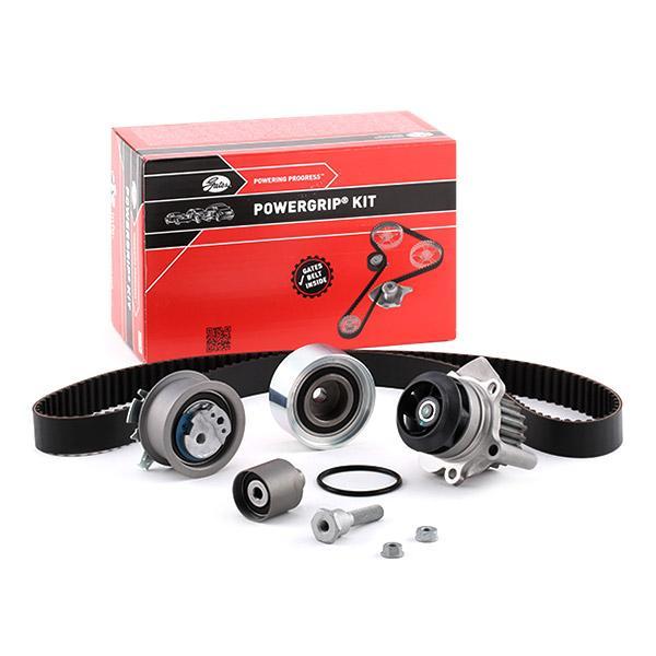 Volkswagen KOMBI 2012 Belts, chains, rollers GATES KP25607XS-1: with water pump, BOOST™ CVT Belt