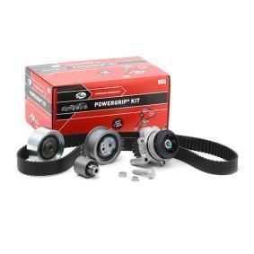 K015607XS GATES mit Wasserpumpe, FleetRunner™ Micro-V® Stretch Fit® Wasserpumpe + Zahnriemensatz KP15607XS-1 günstig kaufen
