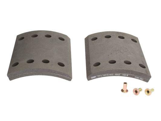Acquisti SBP Kit materiale d'attrito, Freno a tamburo 07-L19515-N00 furgone