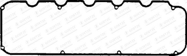 Cylinderpackning 30-030099-20 GOETZE — bara nya delar