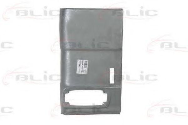 OE Original Heckschürze 6504-03-3501683P BLIC