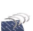 Rondelle d'écartement, vilebrequin 78635620 VW POINTER à prix réduit — achetez maintenant!