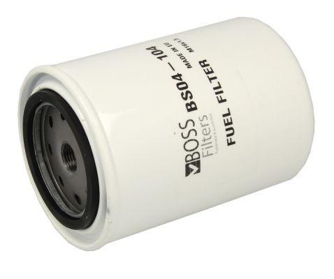 BOSS FILTERS Palivovy filtr BS04-104 - nakupujte s 18% slevou