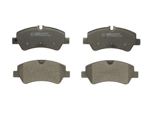 Brake pads C2G020ABE ABE — only new parts