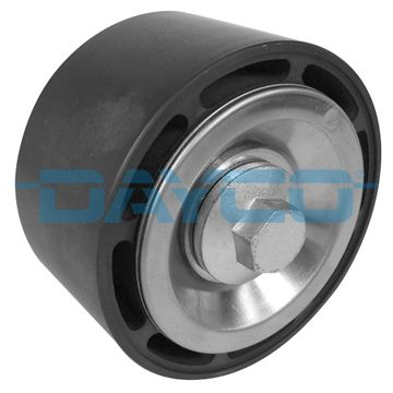 Buy DAYCO Deflection / Guide Pulley, v-ribbed belt APV3064 truck