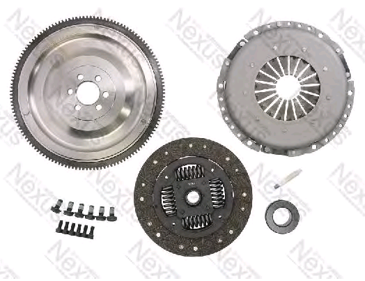 Clutch set F1A080NX NEXUS — only new parts