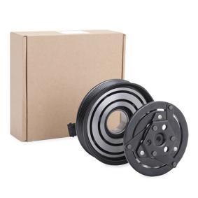 KTT040051 THERMOTEC Magnetkupplung, Klimakompressor KTT040051 günstig kaufen