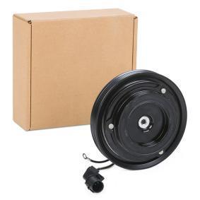 Køb KTT040087 THERMOTEC Magnetisk kobling, klimakompressor KTT040087 billige