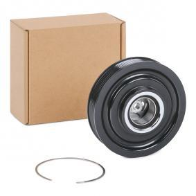 KTT040145 THERMOTEC Magnetkupplung, Klimakompressor KTT040145 günstig kaufen