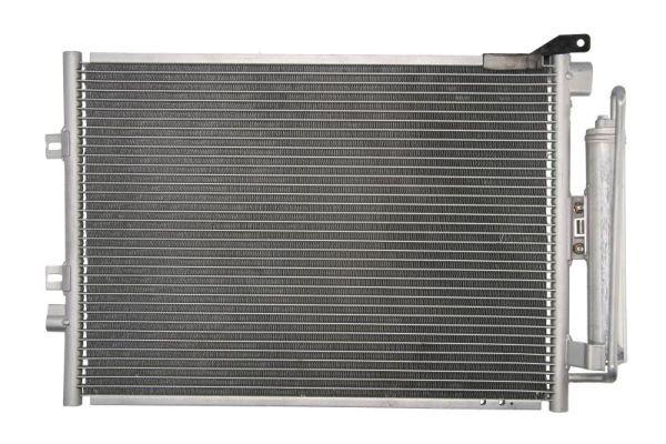 RENAULT MODUS / GRAND MODUS 2018 Kondensator Klimaanlage - Original THERMOTEC KTT110388 Netzmaße: 545-385-16
