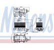 Automatikgetriebe Ölkühler 90673 mit vorteilhaften NISSENS Preis-Leistungs-Verhältnis