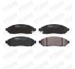 Bremsbelagsatz SKBP-0010304 mit vorteilhaften STARK Preis-Leistungs-Verhältnis