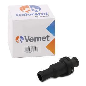 Comprare TH7135.75J CALORSTAT by Vernet Temp. apertura: 75°C, con guarnizione, Alloggiamento in plastica Termostato, Refrigerante TH7135.75J poco costoso