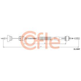 Achetez et remplacez Tirette à câble, commande d'embrayage 11.290