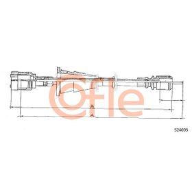 92S24005 COFLE Tachowelle S24005 günstig kaufen