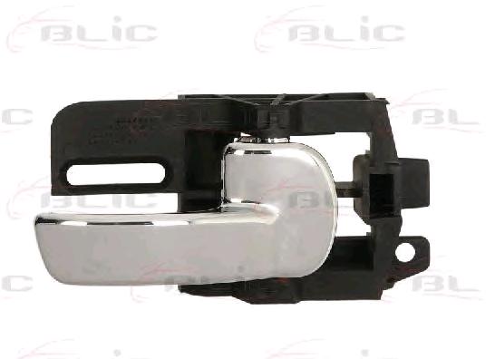 6010-16-040408P BLIC hinten rechts, innen, vorne rechts, chrom Türgriff 6010-16-040408P günstig kaufen