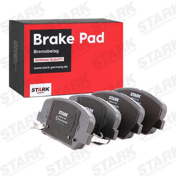 Brake Pad Set, disc brake STARK SKBP-0011343 Reviews