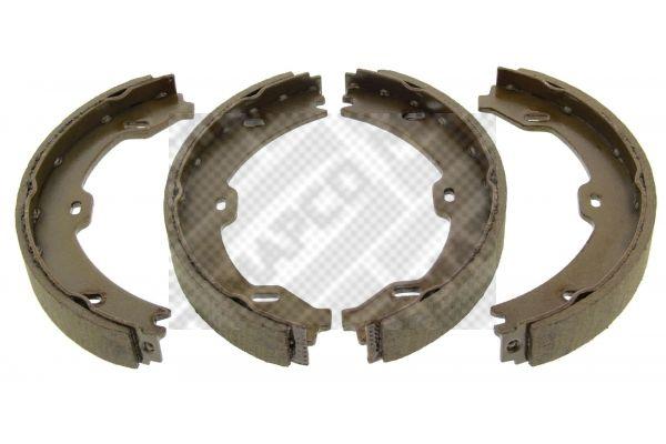OE Original Bremsbacken für Trommelbremse 8610 MAPCO