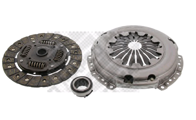 Clutch kit 10749 MAPCO — only new parts