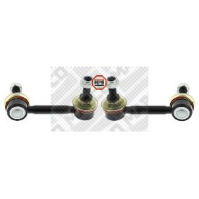 49201/2HPS MAPCO Hinterachse links, Hinterachse rechts Reparatursatz, Stabilisatorkoppelstange 49201/2HPS günstig kaufen