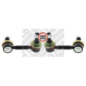49405/6HPS MAPCO Hinterachse links, Hinterachse rechts Reparatursatz, Stabilisatorkoppelstange 49405/6HPS günstig kaufen