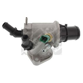 28028 MAPCO Öffnungstemperatur: 88°C, mit Dichtung, mit Sensor, mit Gehäuse Thermostat, Kühlmittel 28028 günstig kaufen