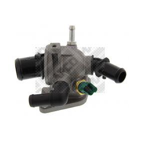 28034 MAPCO Öffnungstemperatur: 88°C, mit Dichtung, mit Sensor, mit Gehäuse Thermostat, Kühlmittel 28034 günstig kaufen