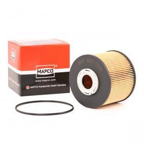 63612 MAPCO Filtereinsatz Höhe: 75mm Kraftstofffilter 63612 günstig kaufen