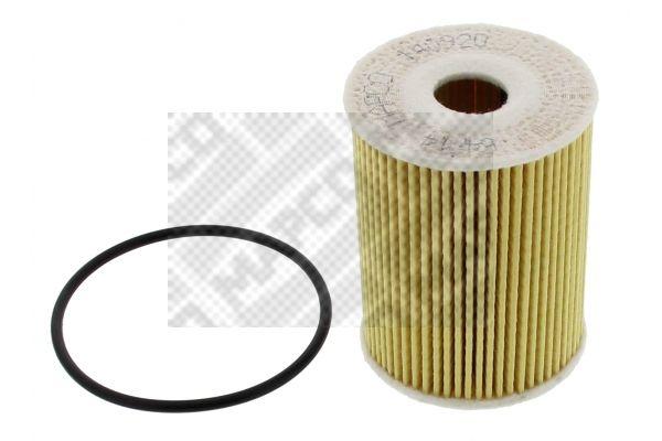 64714 MAPCO Filtereinsatz Innendurchmesser: 26mm, Ø: 65mm, Höhe: 83mm Ölfilter 64714 günstig kaufen