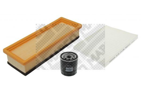 Buy original Filter set MAPCO 68301