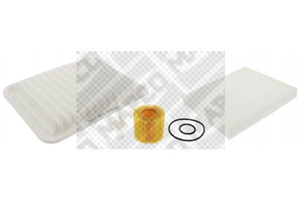 Buy original Filter set MAPCO 68557