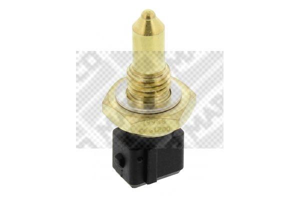 88661 MAPCO schwarz, mit Dichtung Anschlussanzahl: 2 Sensor, Kühlmitteltemperatur 88661 günstig kaufen