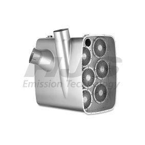 Comprare 93 75 6136 HJS CSMF® 101 K Kit di retrofit, Filtro antiparticolato / particellare 93 75 6136 poco costoso