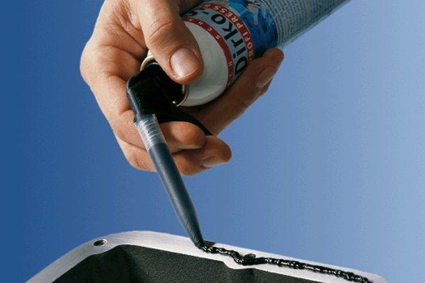 129402Dirko ELRING Druckpackung, Silikon, Inhalt: 200ml, dauerelastisch, nicht lösungsmittelhaltig, UV-beständig, schwarz, Dirko-S Profi Press HT Temperaturbereich bis: 300°C Dichtstoff 129.402 günstig kaufen