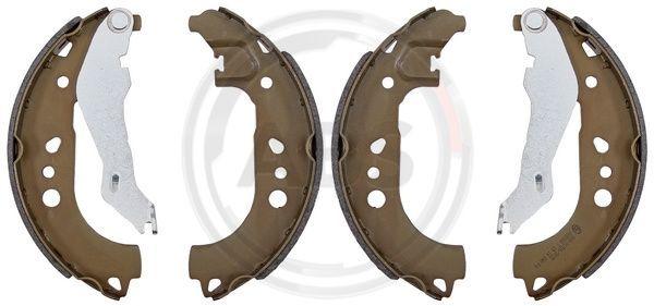 Original SEAT Bremsbacken für Trommelbremse 9366