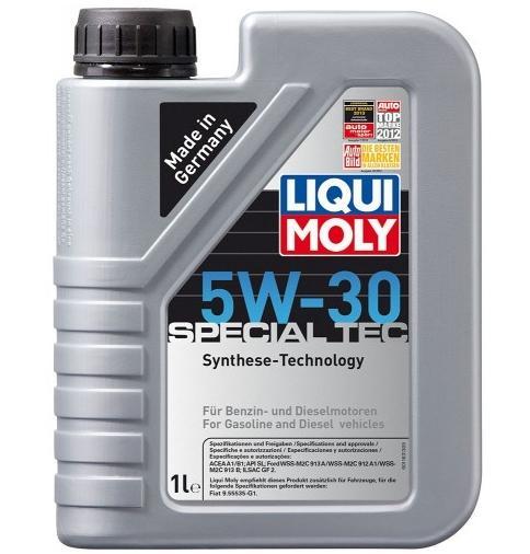 Motoröl LIQUI MOLY 9508