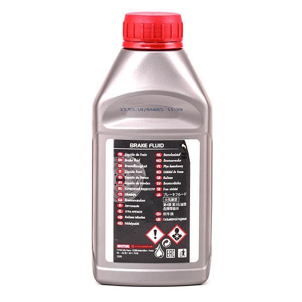 102718 Liquido freni DOT 3 & 4 MOTUL DOT3 - Prezzo ridotto