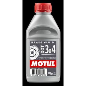 102718 Brake Fluid MOTUL - Experience and discount prices