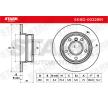 Bremsscheibe STARK SKBD-0022991 Bewertungen