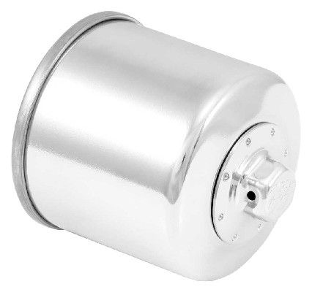Moto K&N Filters Anschraubfilter Ø: 71mm, Ø: 71mm, Höhe: 77mm Ölfilter KN-138C günstig kaufen